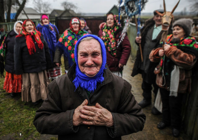 Kolorit běloruských vesnic