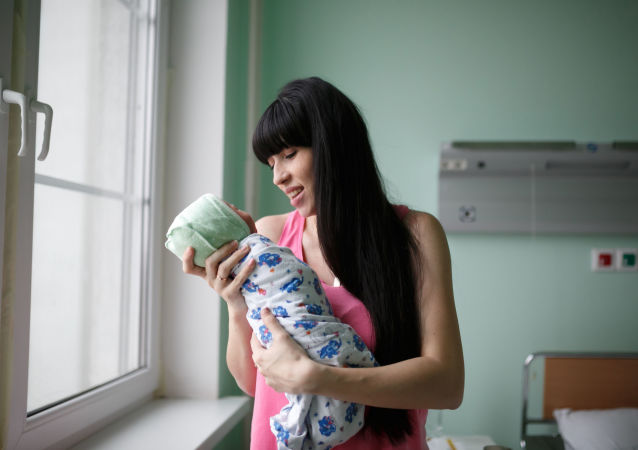Maminka s dítětem