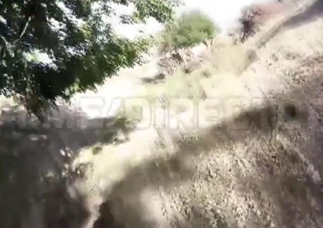 Speciální operaci amerického komanda v Afghánistánu ukázali na videu