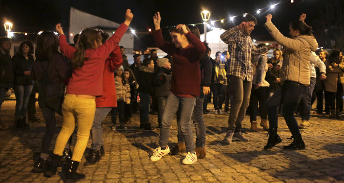 Svátek v Portugalsku
