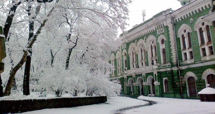 Oděská národní univerzita (ONU) I. I. Mečnikova