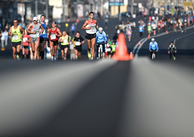 Maraton. Ilustrační foto
