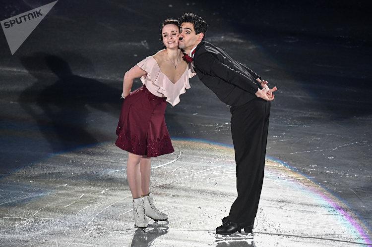 Anna Cappelliniová a Luca Lanotte