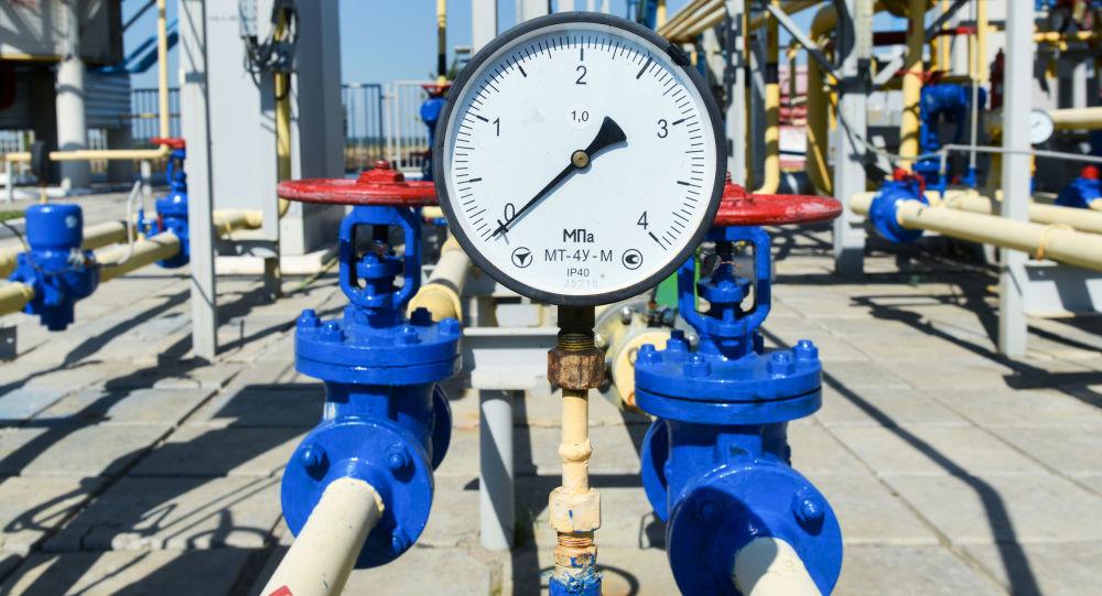 Skladiště plynu v Charkovu