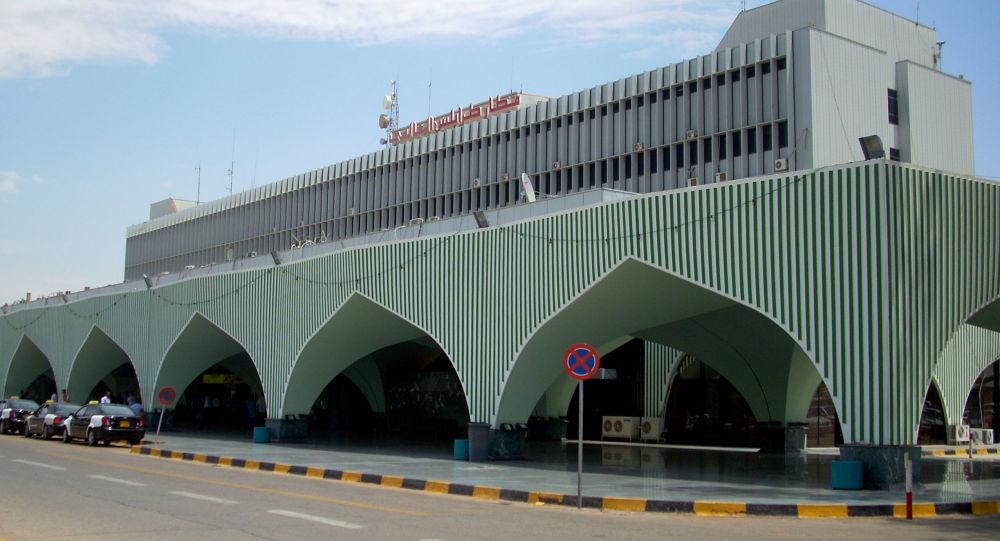 Mezinárodní letiště Tripolis v Libyi