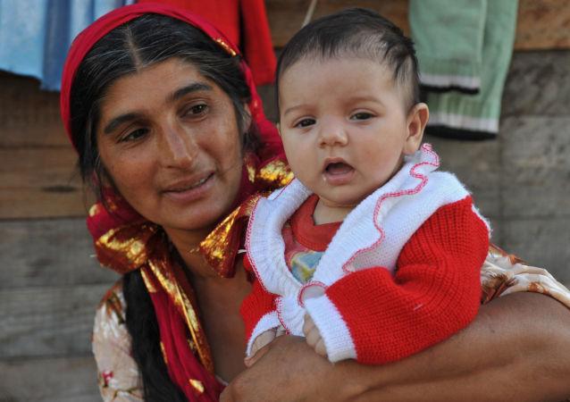 Romové. Ilustrační foto