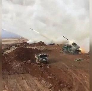 Turečtí vojáci ostřelují Kurdy