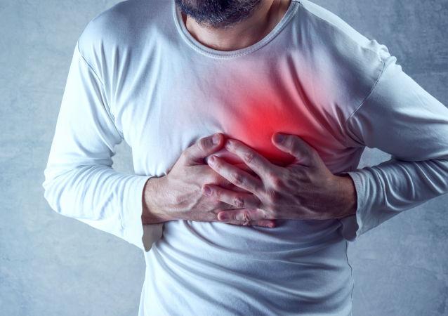 Srdeční bolest