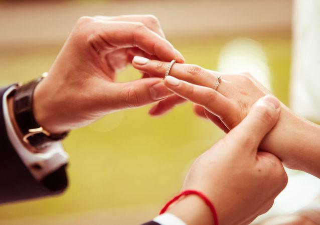 Zásnubní prsteny. Ilustrační foto