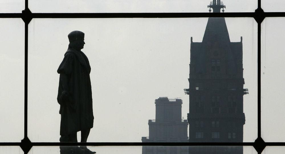 Pomník Kryštofa Kolumba