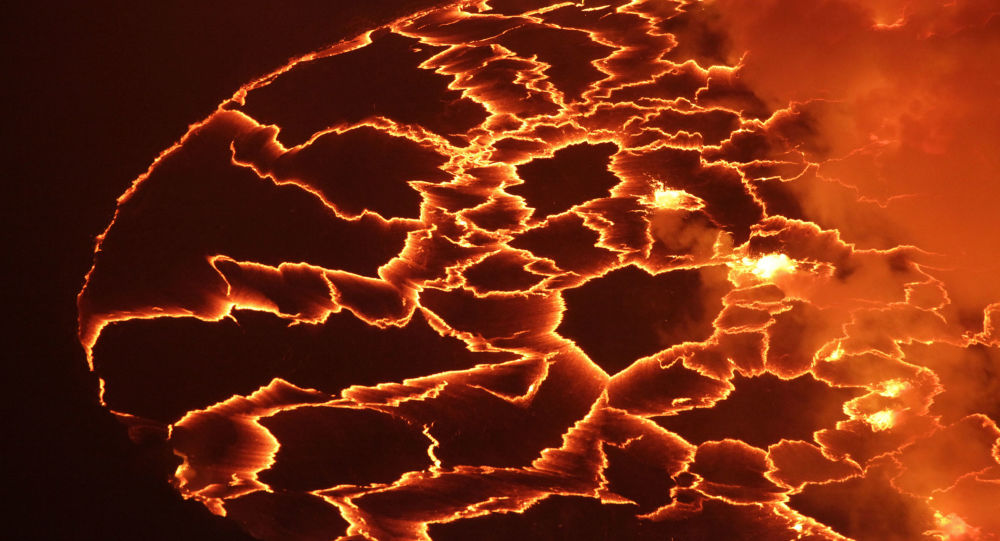 Vulkanická láva