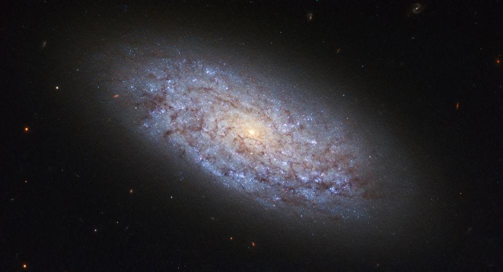 Galaxe NGC 5949