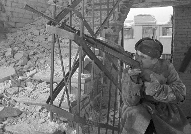 Bitva o Stalingrad, září 1942