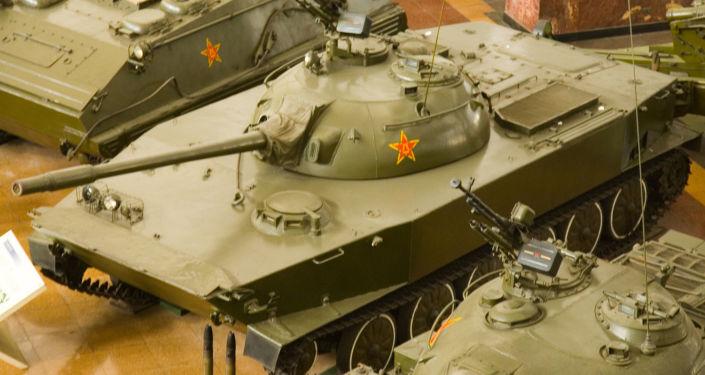 Čínský tank