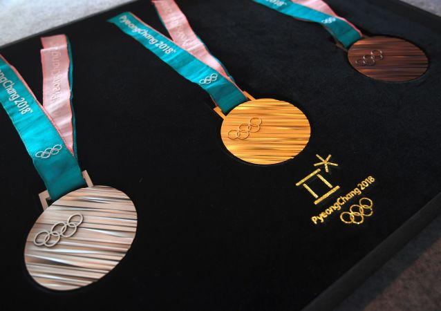 Medaile Zimních olympijských her v Pchjongčchangu