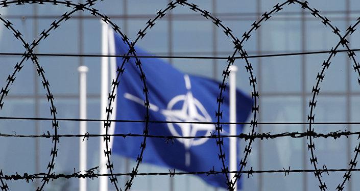 Brusel při summitu NATO
