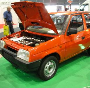 Auto Škoda Shortcut