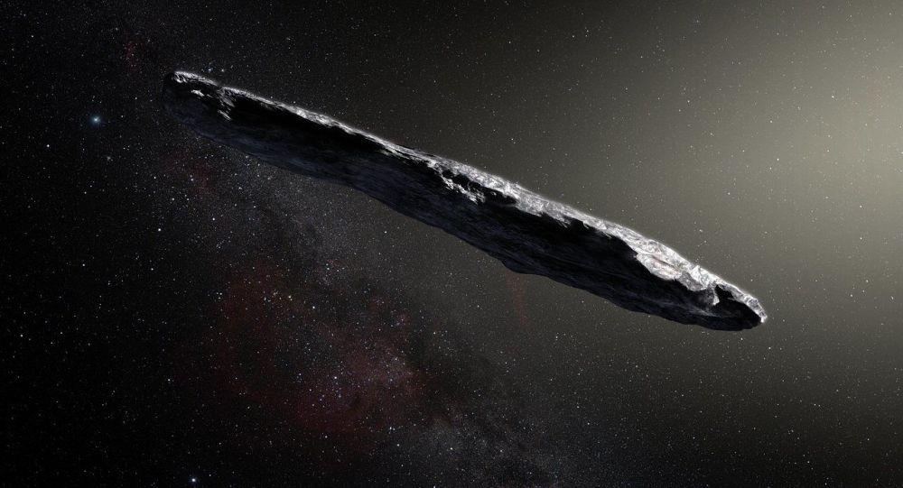 Kosmická loď z jiné galaxie se ukázala být asteroidem ve formě doutníku