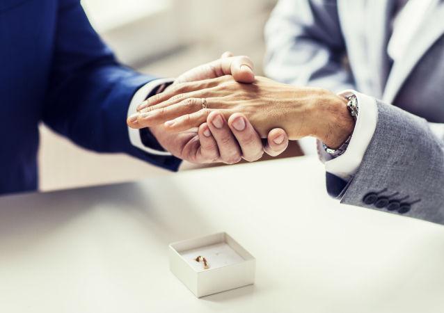 Zásnubní prsten. Ilustrační foto