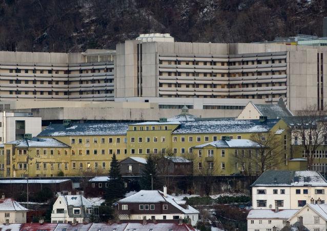 Nemocnice v Norsku