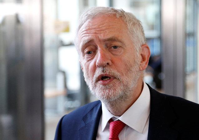 Jeremy Corbyn. Ilustrační foto