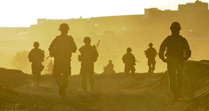 Američtí vojáci v Afghánistánu. Ilustrační foto