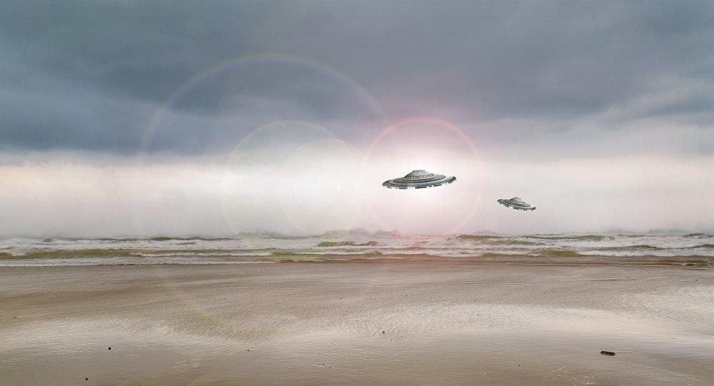 UFO. Ilustrační foto