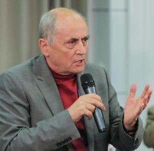 Bývalý slovenský premiér Ján Čarnogurský