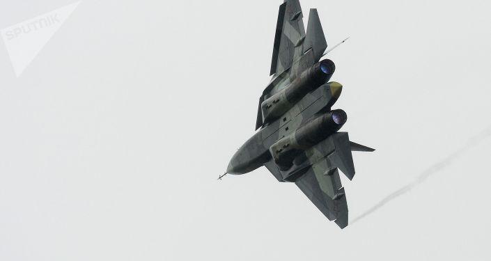Stíhačka T-50