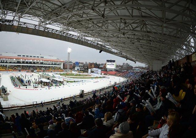 Stadion v Ťumeni