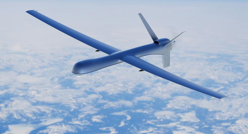 Dron. Ilustrační foto
