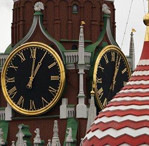 Spasská věž, Kreml
