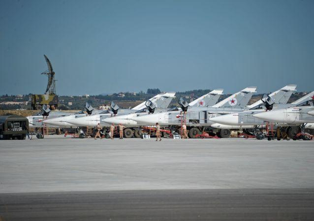 Letecká základna Hmeimím