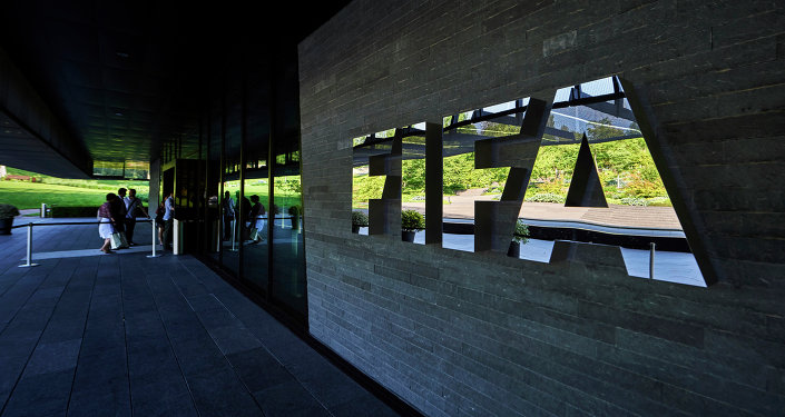 Sídlo FIFA v Curychu