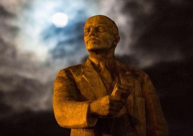 Leninův pomník (ilustrační foto)