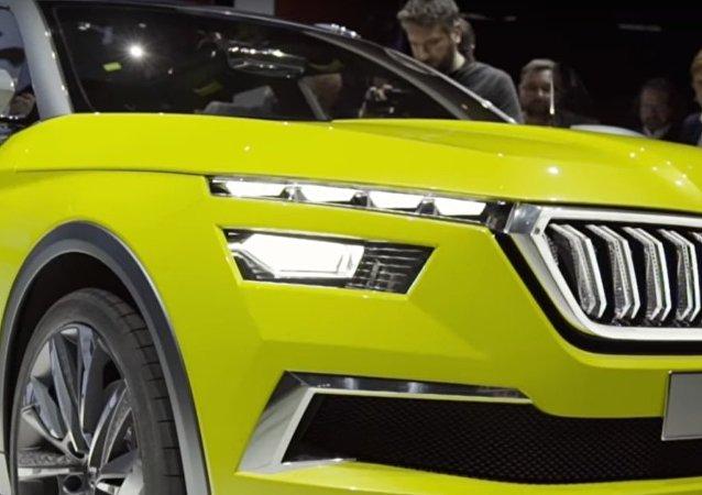 V Ženevě Škoda Auto představila nový koncept Vision X a překvapila všechny