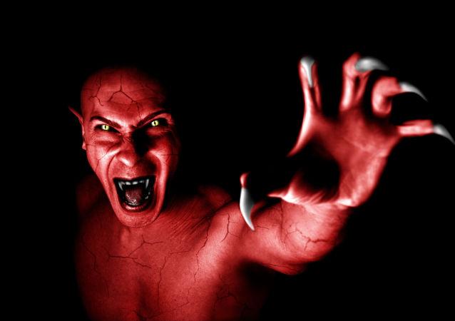 Satana ilustrační foto
