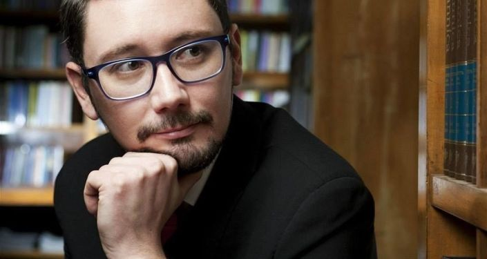 Zemanův tiskový mluvčí Jiří Ovčáček.