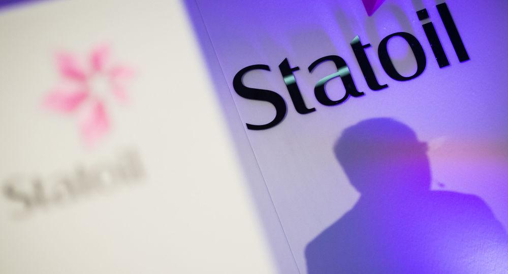 Stín ředitele společnosti Statoil Eldara Saetre