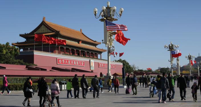 Čína vyjádřila přání usmířit se s USA, aby zachránila světovou ekonomiku