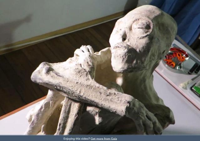 V Peru nalezená mumie