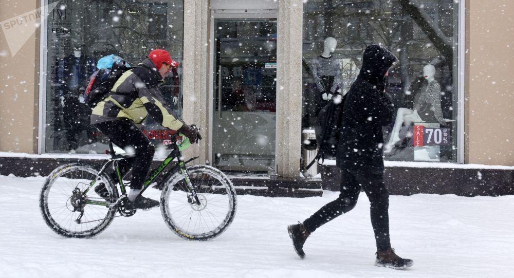 Zima se vrátila na Slovensko a do Česka.