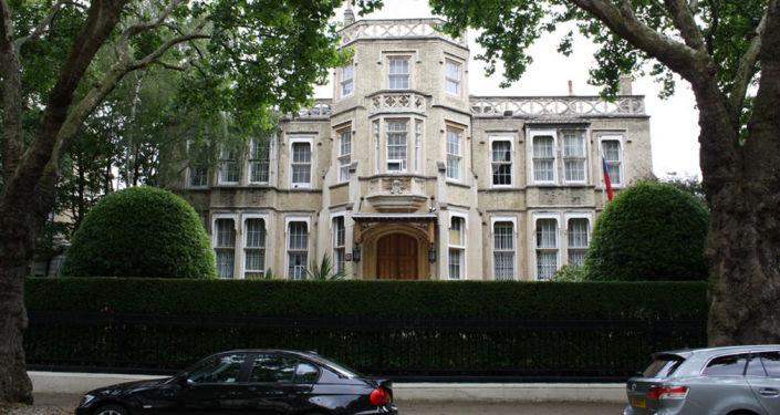 Velvyslanectví Ruska v Londýně