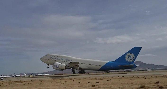 Byl otestován největší letecký motor na světě (VIDEO)
