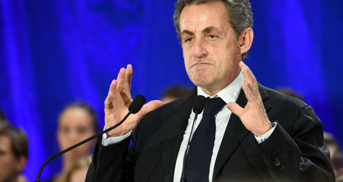 Bývalý francouzský prezident Nicolas Sarkozy