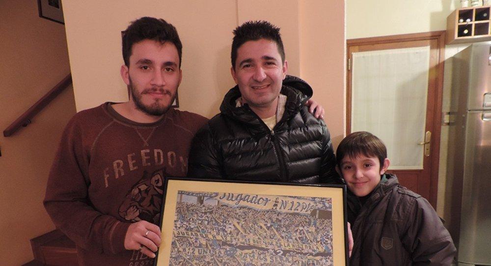 Argentínčan Tomás Castellano