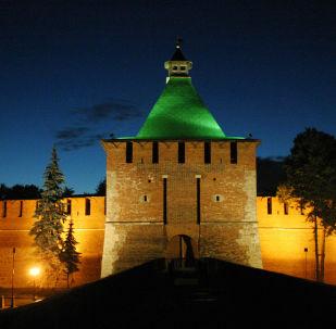 Kreml, Nižnij Novgorod