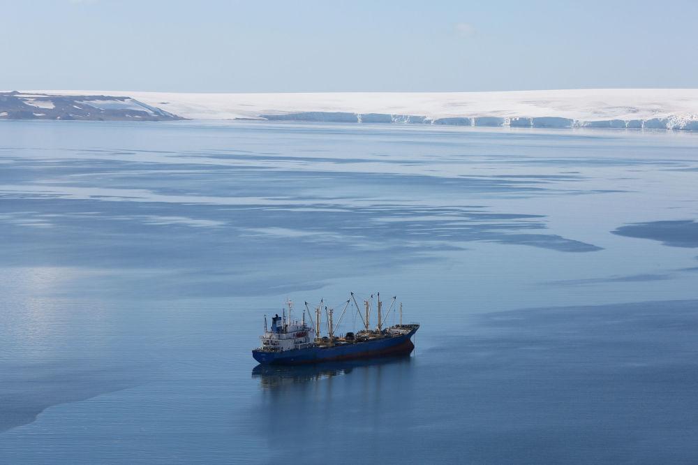 Antarktida a klimatické změny
