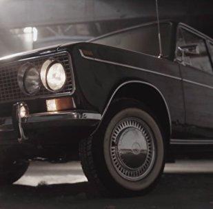 Briliant sovětského automobilového průmyslu VAZ-2103