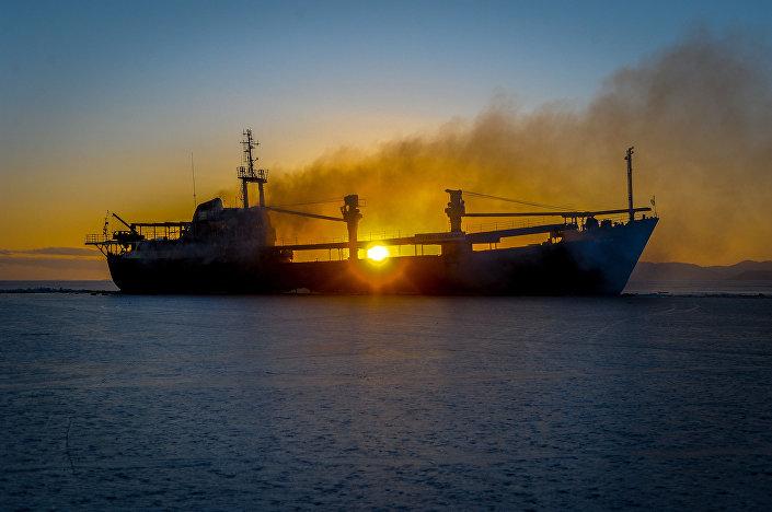Loď Jeruslan